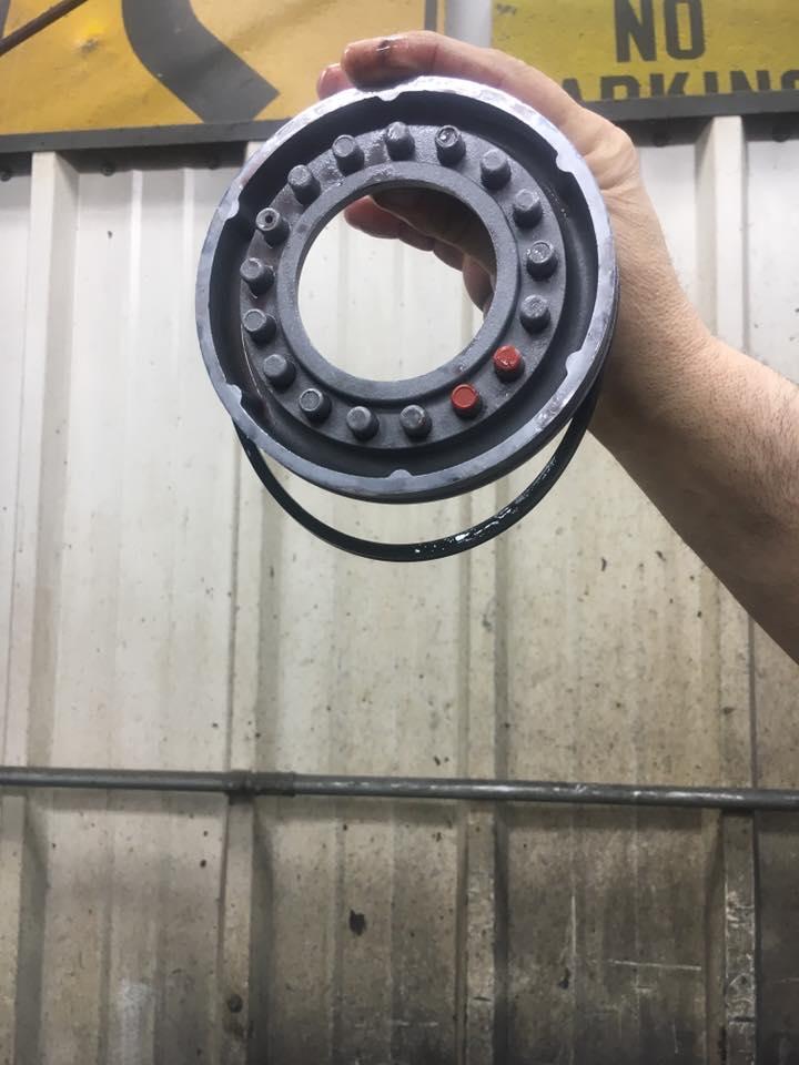When you put additives in transmission fluid, it can weaken transmission seals